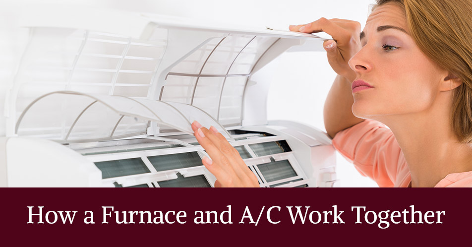 How a Furnace and A/C Work Together