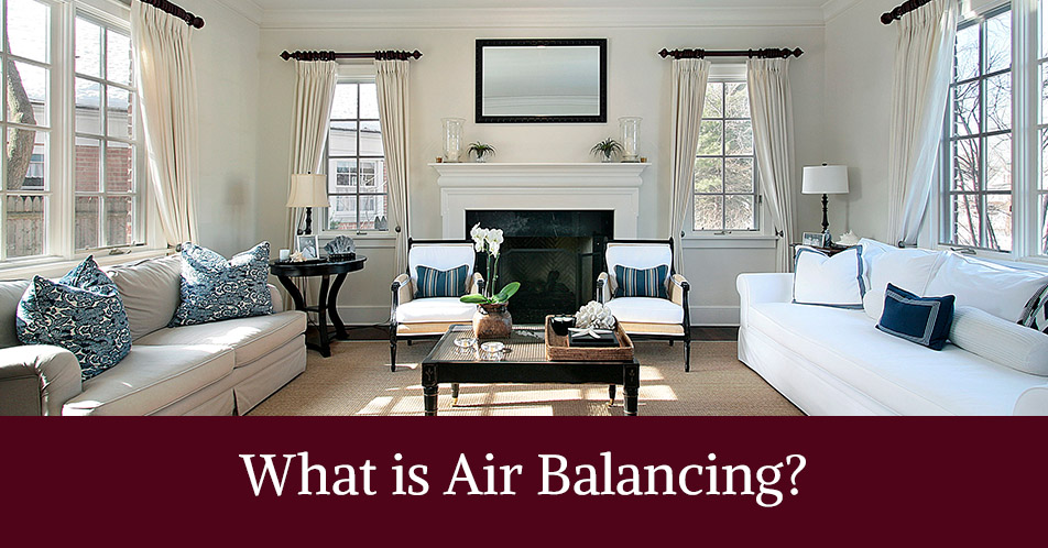 What is Air Balancing?